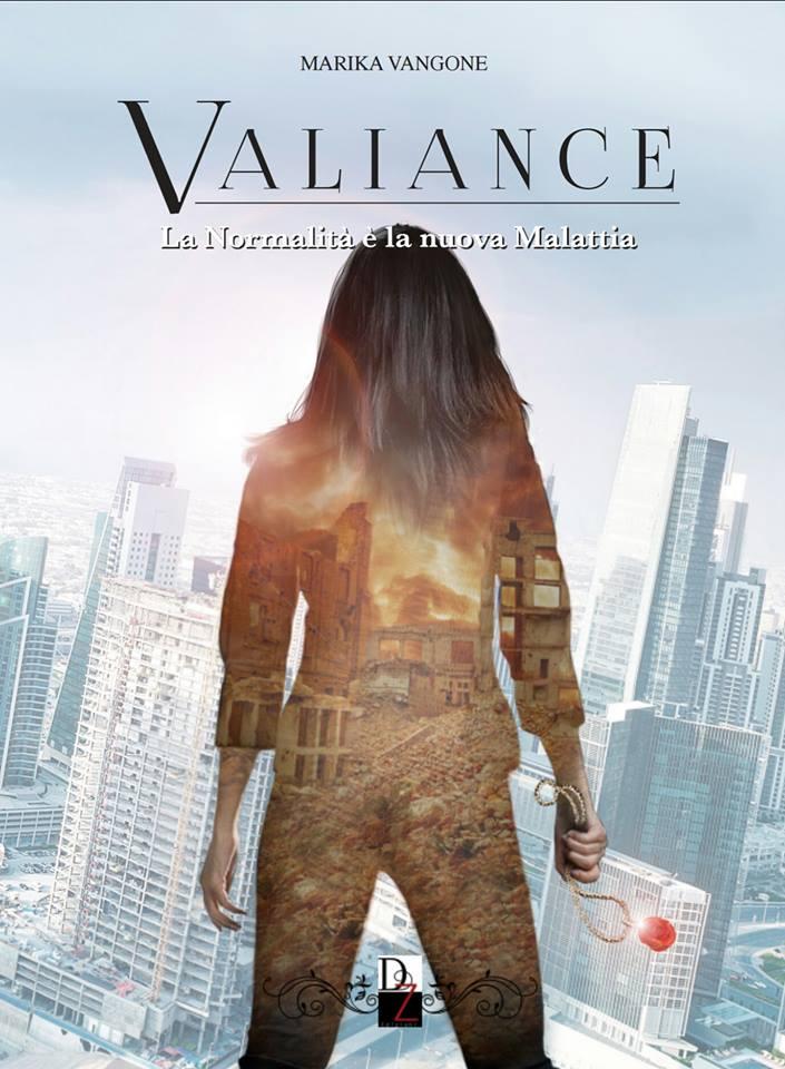 Marika Vangone - Valiance