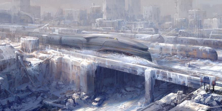 Snowpiercer - Il treno
