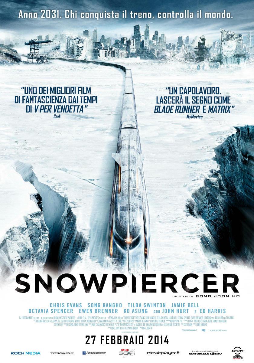 Snowpiercer - Locandina