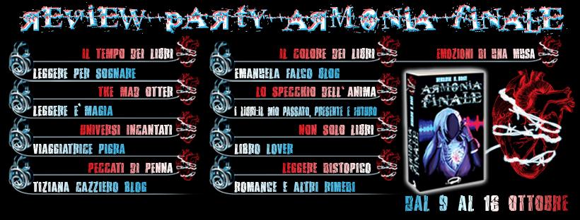 Recensione: Armonia Finale di Hendrik R. Rose