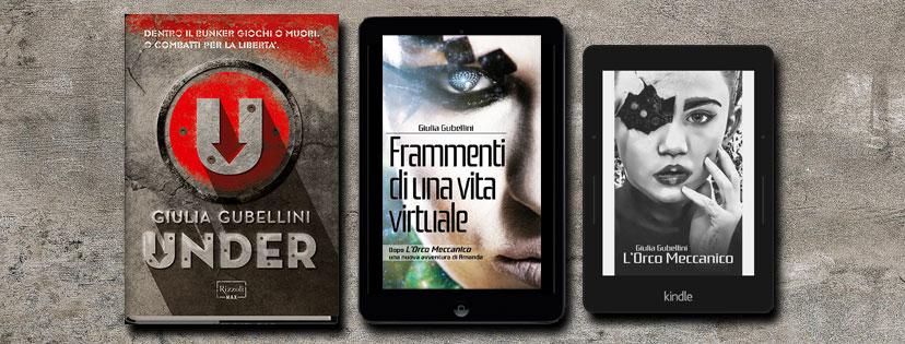 Mysterious Writer 6: Giulia Gubellini