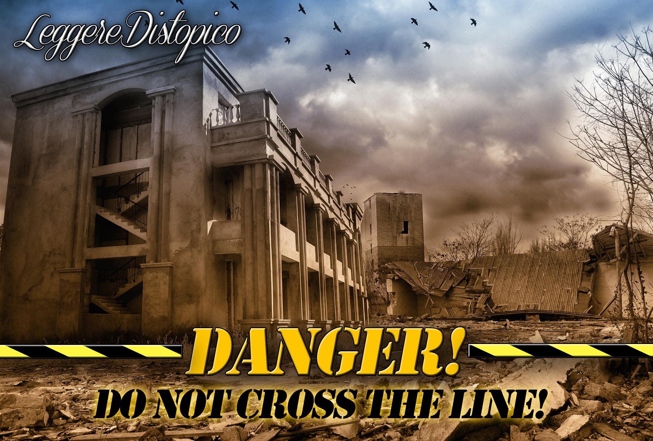 DANGER #1: Consonno