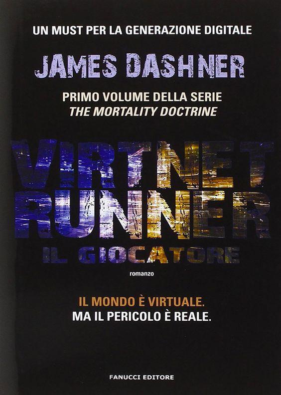 James Dashner - Virtnet Runner