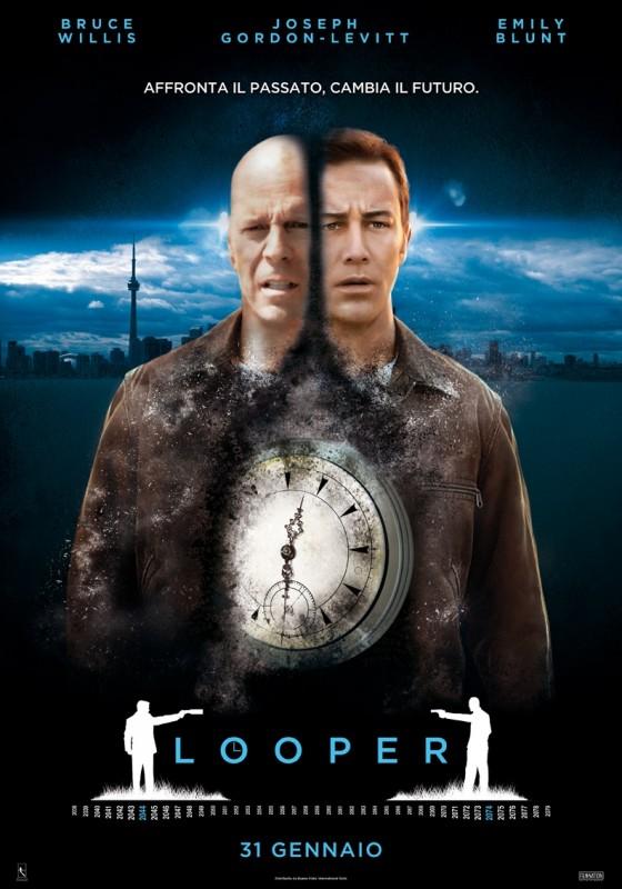 Looper - locandina