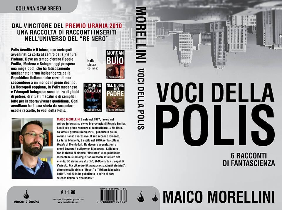 Maico Morellini - Voci della Polis