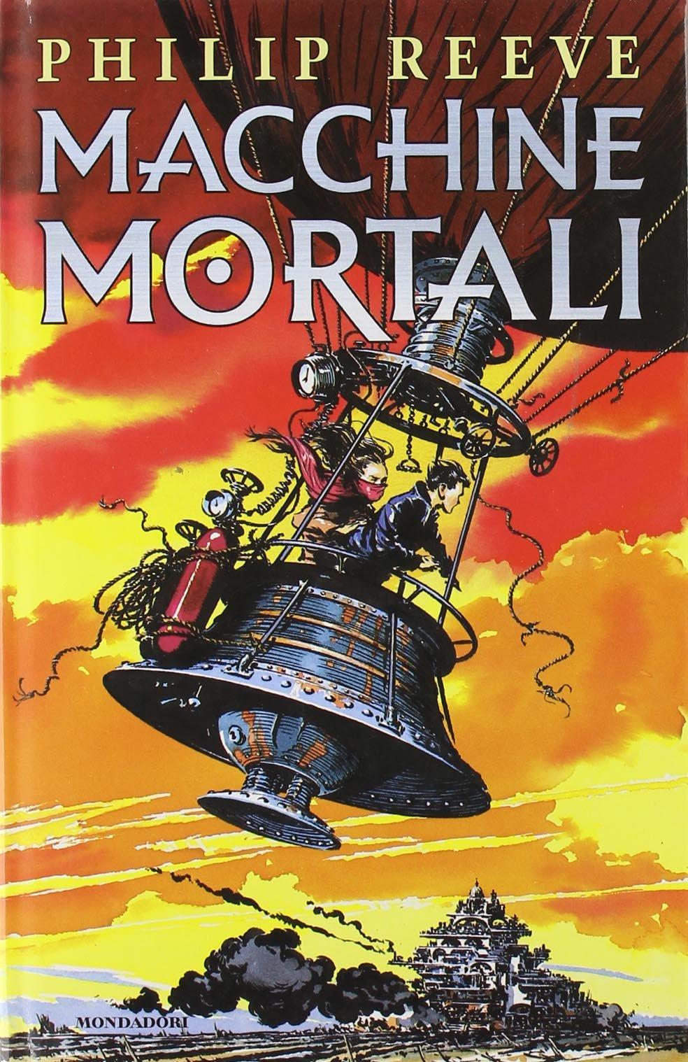 Macchine Mortali – Philip Reeve