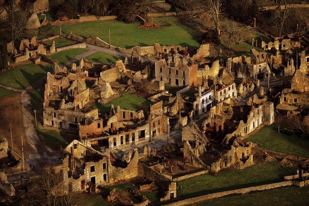 DANGER #4: Oradour Sur Glane