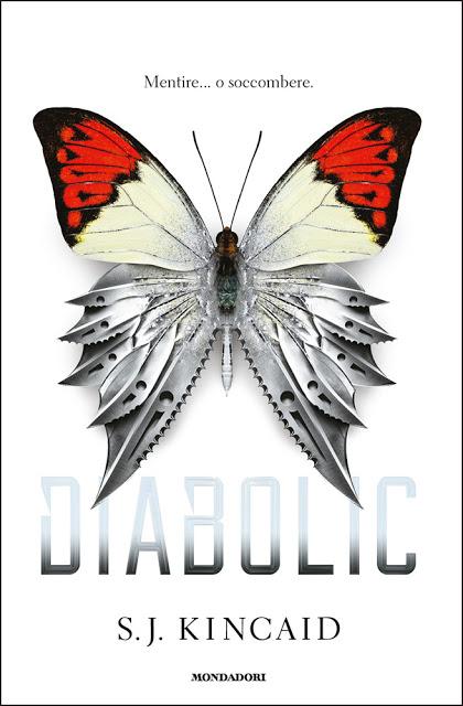 S. J. Kincaid - Diabolic