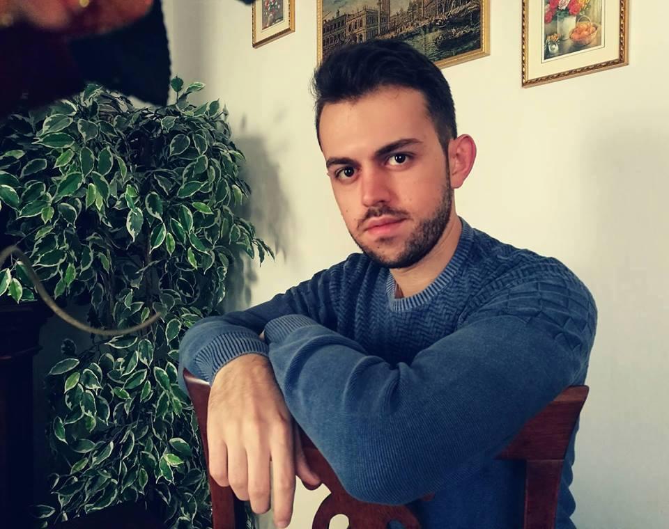 Mysterious Writer: Ruben Trasatti