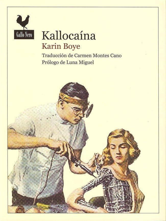 Kallocaina - cover 2