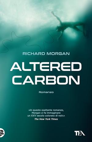 Altered Carbon – Richard Morgan