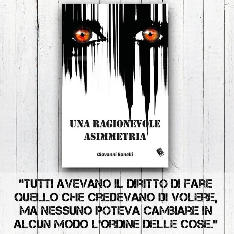 Giovanni Bonelli - Francobollo Distopico