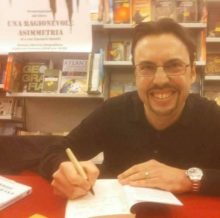 Mysterious Writer: Giovanni Bonelli
