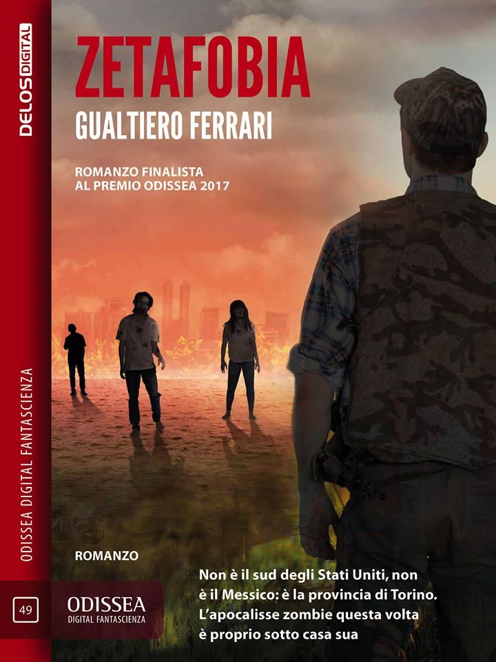 """Recensione: """"Zetafobia"""" di Gualtiero Ferrari"""