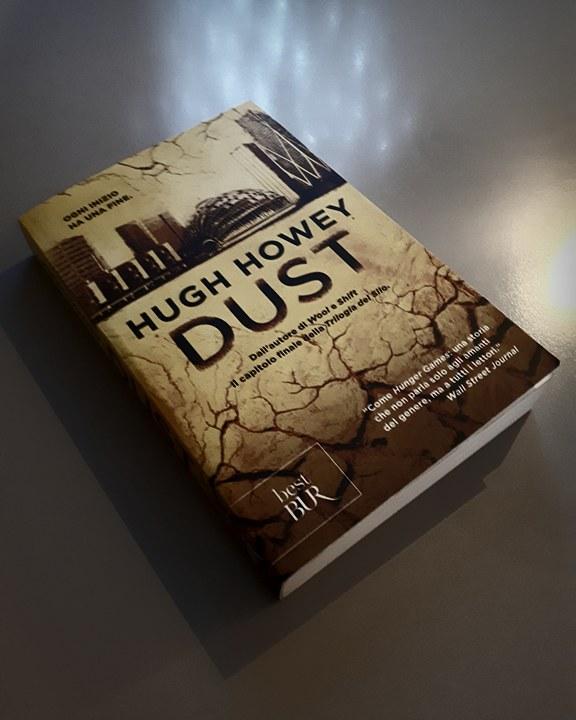 "Recensione: ""Dust"" di Hugh Howey"