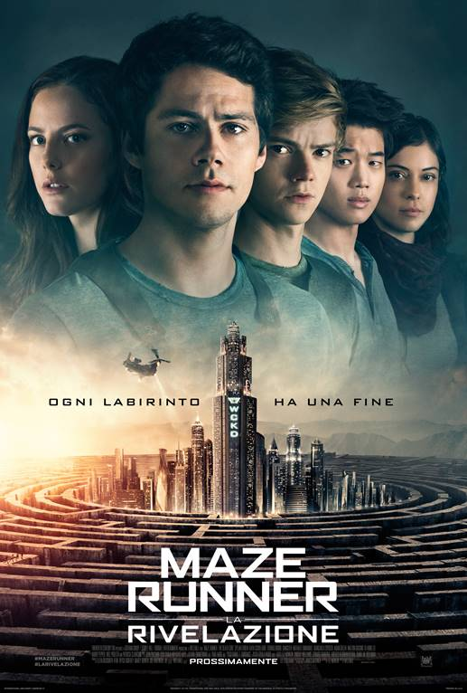 Recensione: Maze Runner La Rivelazione (film)