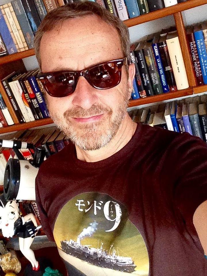 Mysterious Writer: Dario Tonani