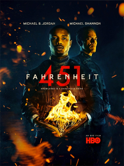 Fahrenheit 451 – Remake