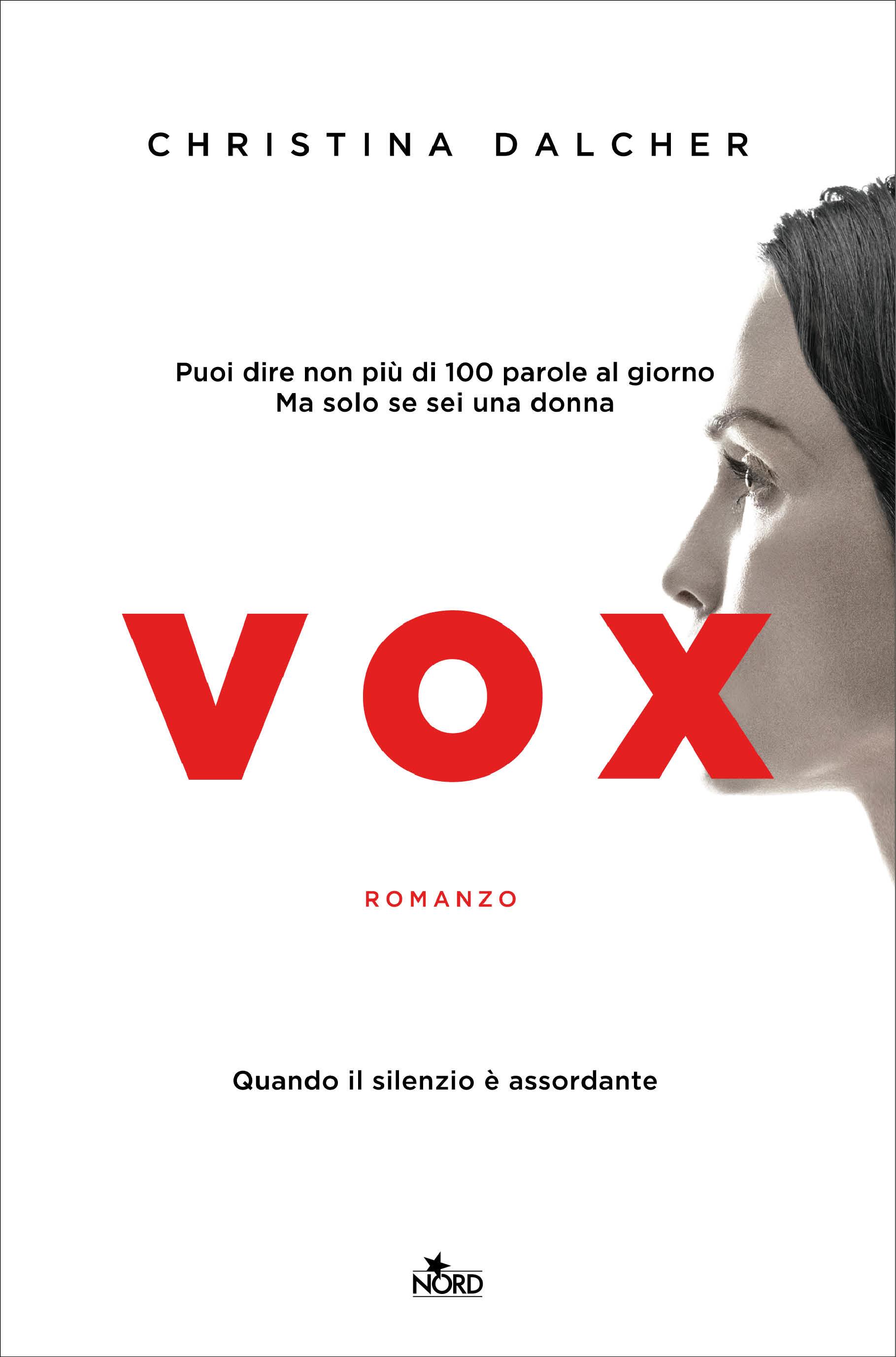 "Recensione: ""Vox"" di Christina Dalcher"