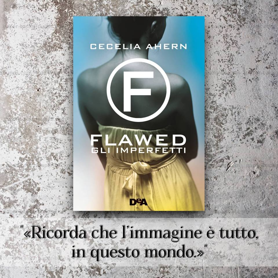 Flawed - Francobollo