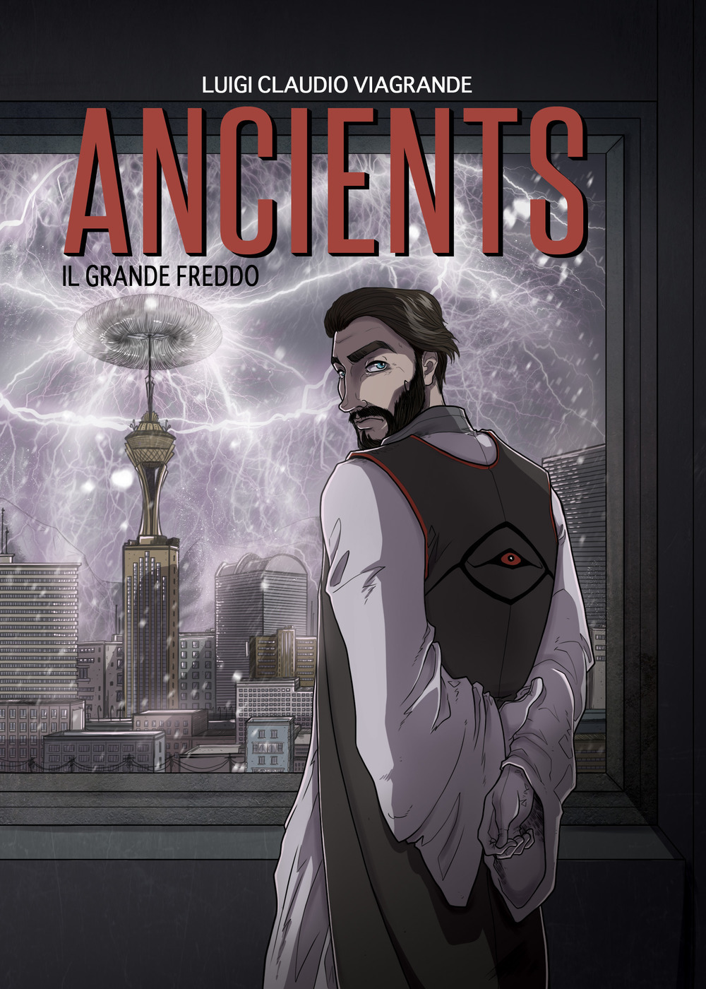 Ancients. Il grande freddo – Luigi Viagrande