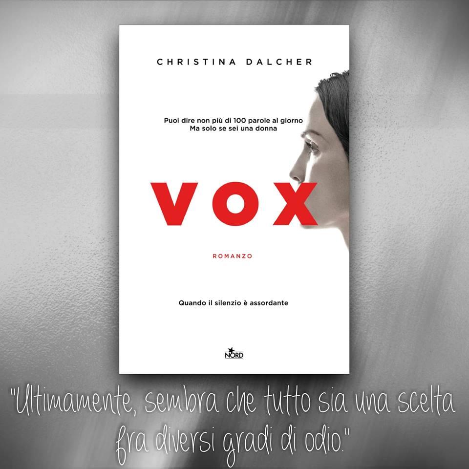 Vox - Estratto