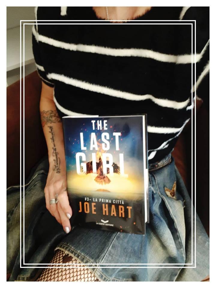 Arriva il capitolo finale di The Last Girl!