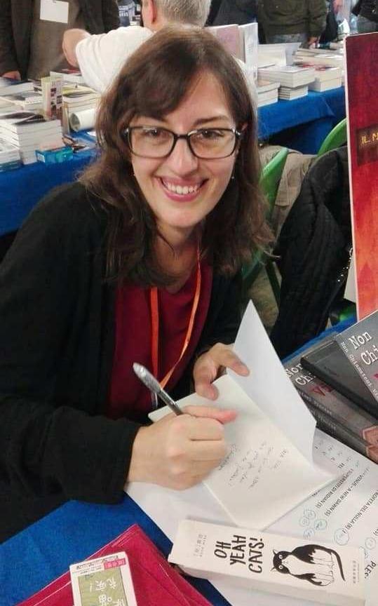 Mysterious Writer: Ilaria Pasqua.2