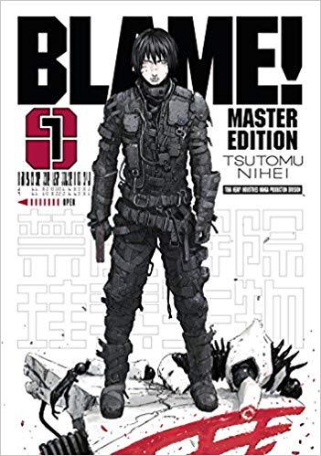 """Recensione FUMETTO: """"Blame!"""" di  Tsutomu Nihei"""