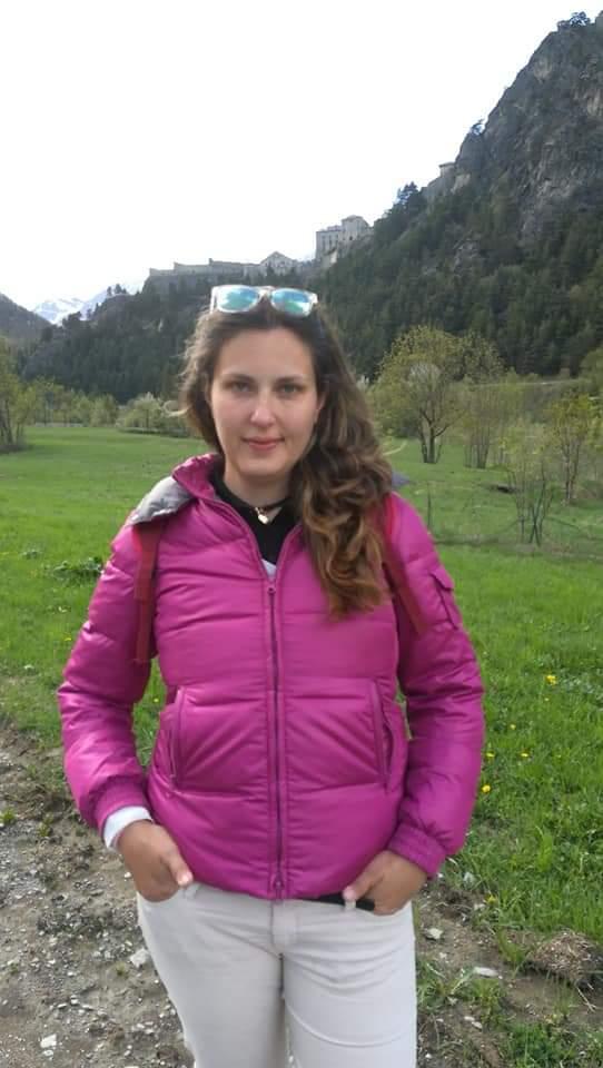 Mysterious Writer: Donatella Tamburini