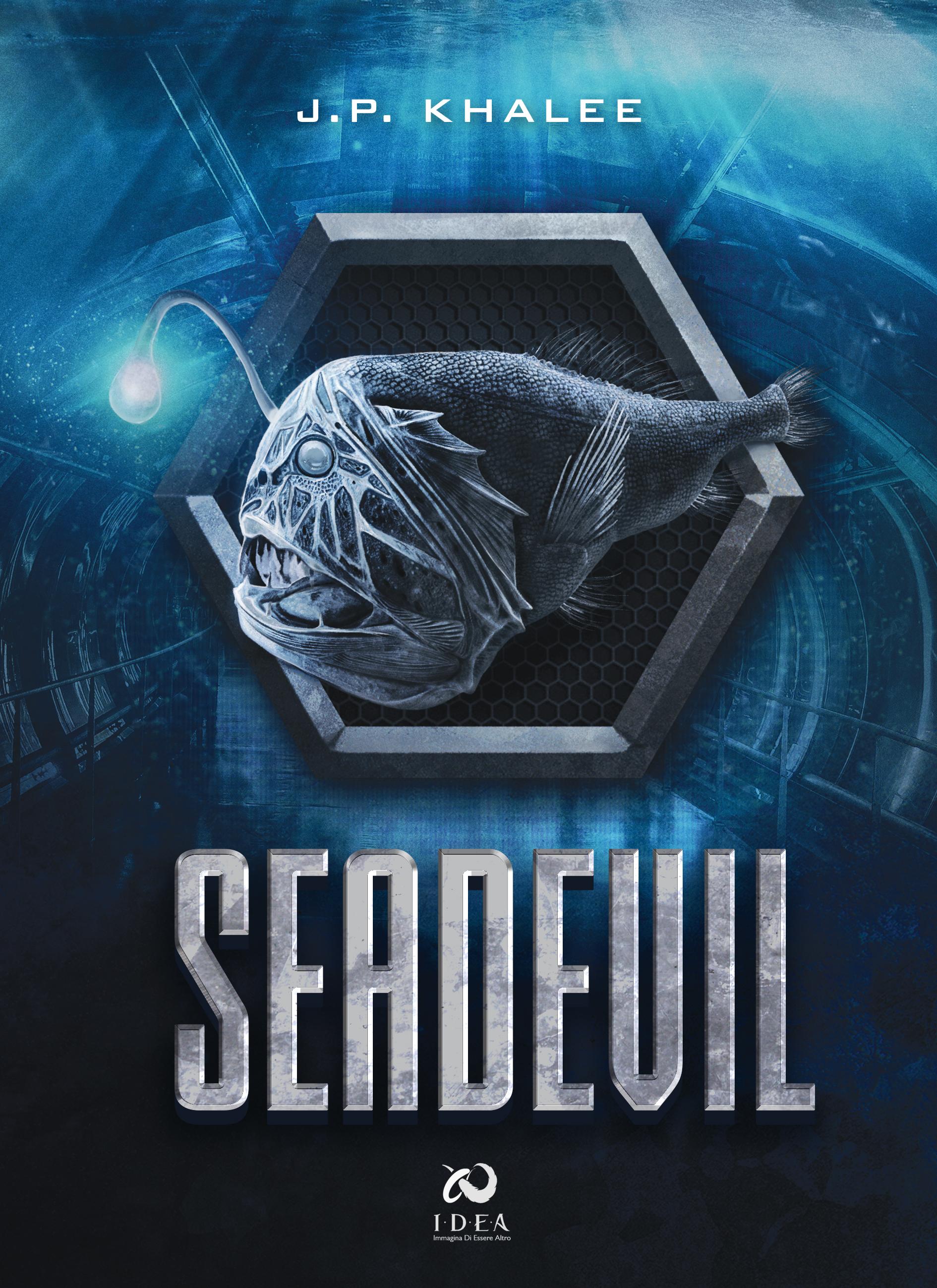 "Recensione: "" Seadevil"" di  J.P. Khalee"