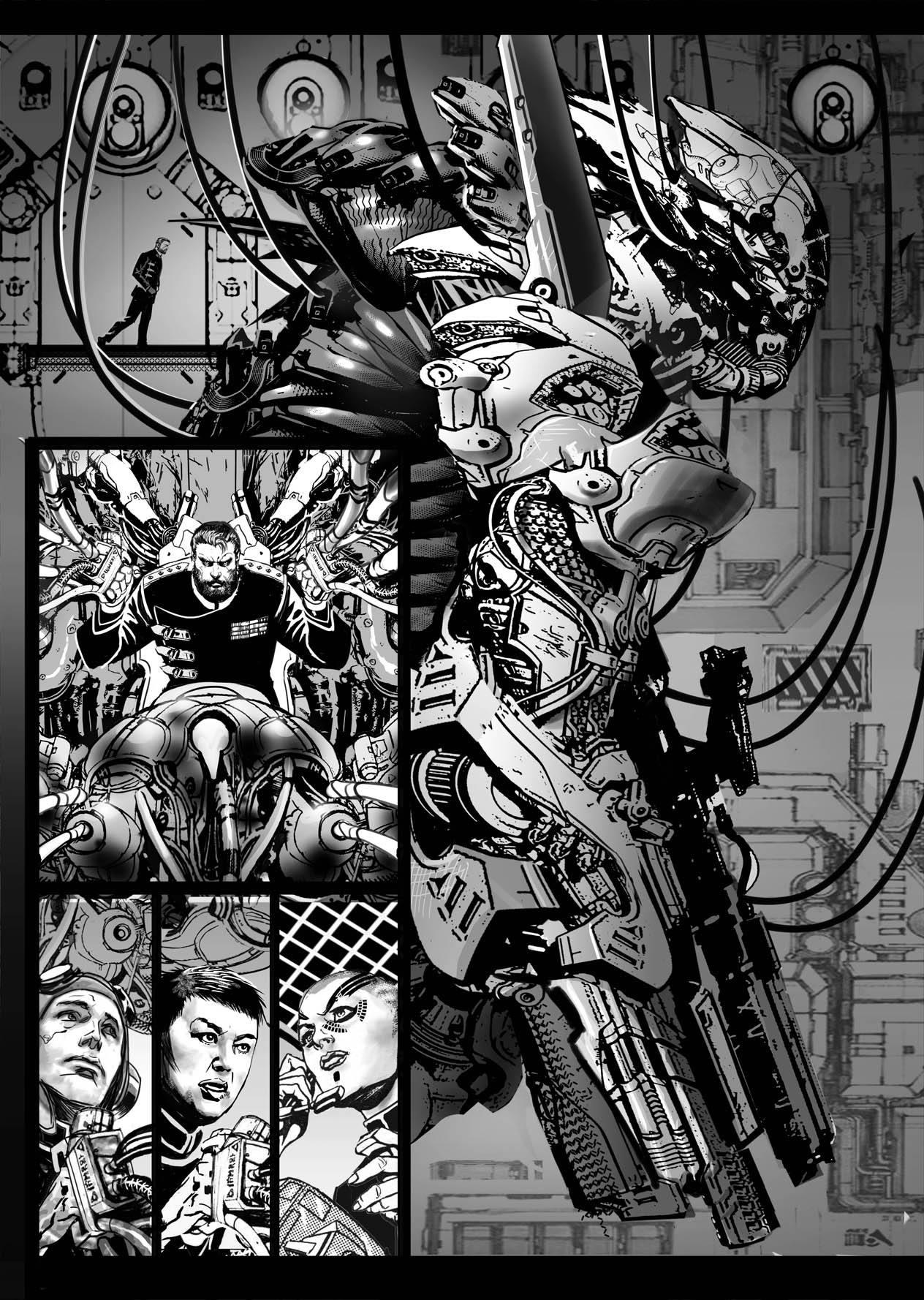 Mysterious Artist: Max Bertolini
