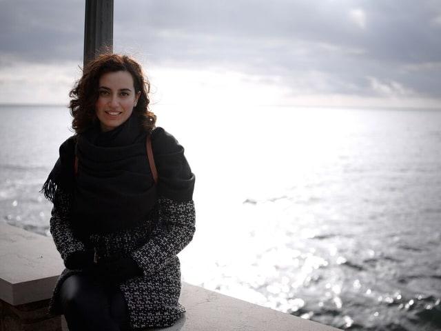 Mysterious Writer: Arianna Rosa