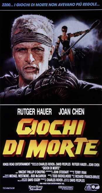 """""""Giochi di morte"""" (1989)"""