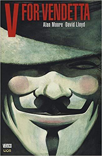 """Recensione (fumetto): """"V for Vendetta"""" di Alan Moore e David Lloyd"""