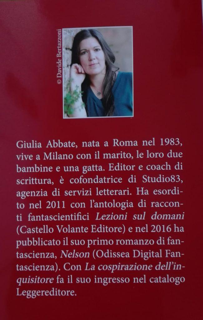 Biografia di Giulia Abbate