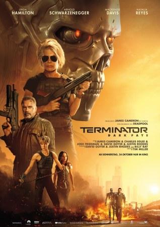 """Arriva """"Terminator – destino oscuro"""". Una seconda giovinezza per la saga di Cameron?"""
