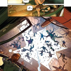 """Recensione Fumetto: """"Sottosopra"""" di Luca Enoch e Riccardo Crosa"""